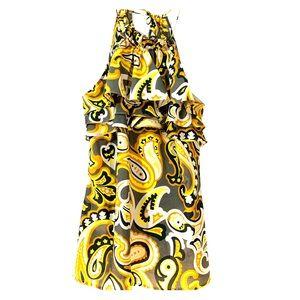 BANANA REPUBLIC sleeveless top sz: small